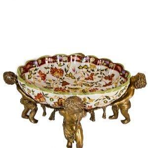 Fructiera Art Nouveau 5068