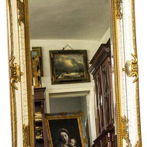 Oglinda cristal baroc