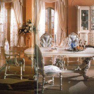 Sufragerie baroc 6 persoane